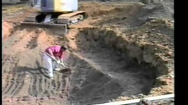 Concord Pool Construction Video