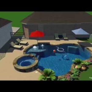 Custom Pool & Spa Design | Magnolia, TX 77355