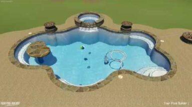 Custom Pool & Spa Design | Montgomery, TX 77316
