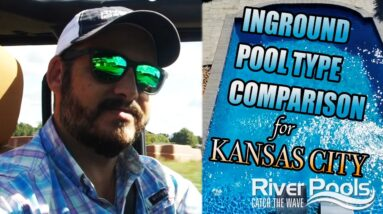 Inground Pool Type Comparison - Kansas City