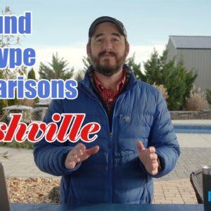 Inground Pool Type Comparisons-Nashville