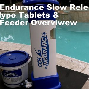 CCH® Endurance Slow Release Cal Hypo Tablets and CCH® Endurance Feeder