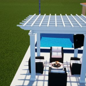 Diluciano Swimming Pool (Design #2) - Patio Pools