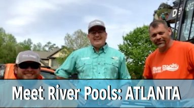 Interview with River Pools of Atlanta: Meet David Price-Williams and his Team!