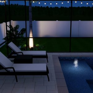 Lalikos Swimming Pool (Design #2) - Patio Pools