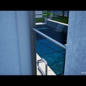 Munkwitz Swimming Pool/Spa/Screen Enclosure - Patio Pools