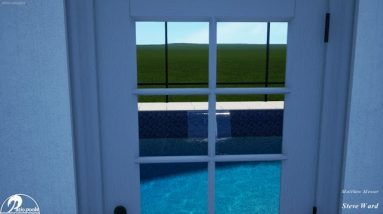 Ward Swimming Pool & Spa Design #2 - Patio Pools