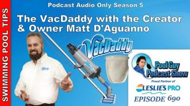 The VacDaddy a Portable Professional Vacuum: Interview with the Owner &  Creator Matt D'Aguanno