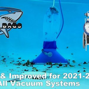 Mako Vacuum System Bags New and Improved 2021 Version - Fits All Vacuum Systems!