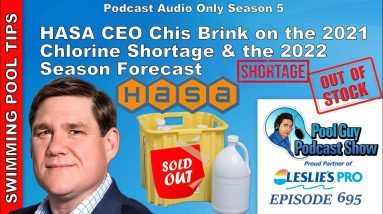 HASA CEO Chris Brink on the 2021 Season Chlorine Shortage and the 2022 Season Forecast