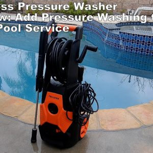 Paxcess Pressure Washer Review: add Pressure Washing to Your Pool Service For Extra Income!