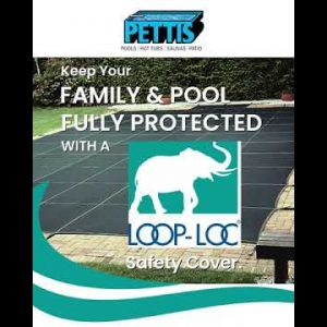 Enjoy Peace of Mind with the LOOP-LOC Pool Safety Cover, Pettis Pools & Patio