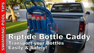 Riptide Bottle Caddy: A Great Way to Store and Transport Industry Standard Bottles on Your Riptide!