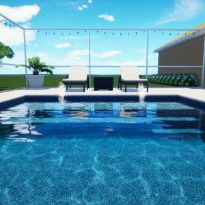 Thibeau Swimming Pool (Rectangle) - Patio Pools