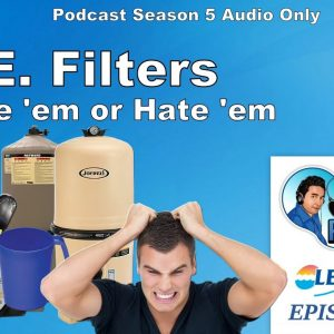 D.E. Filters Love Them or Hate Them: Tips and Tricks for your Swimming Pool D.E. Filter