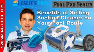 Tips on Selling Suction Side Cleaner to Your Customers